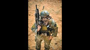 The U.S. Air Force Special Operations Command has about 15,000 personnel in its special forces division.