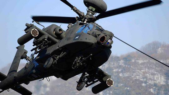 Army AH-64 Apache ITEP