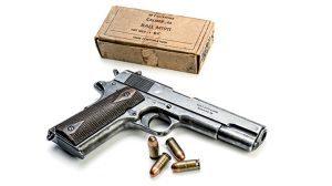 Ballistic Winter 2016 1911 ammo