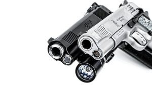 Ballistic Winter 2016 1911 flashlight