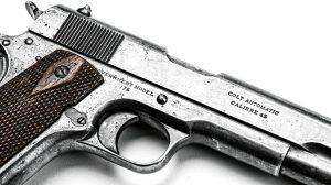 Ballistic Winter 2016 1911 trigger