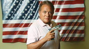 Concealed Carry Weapon Ronnie Barrett
