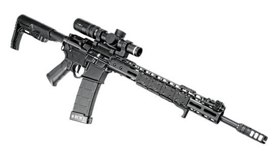 Black Dawn Armory BDR-556-3GLW right