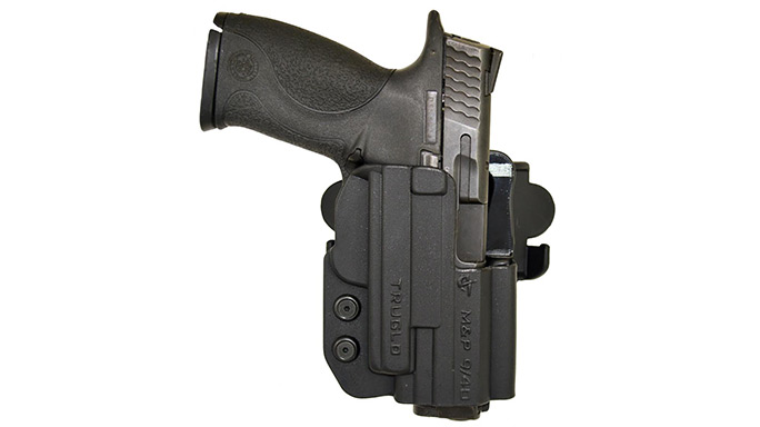 Comp-Tac Victory Gear holster TruGlo Laser Light