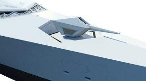 Dreadnought 2050 Rail Gun