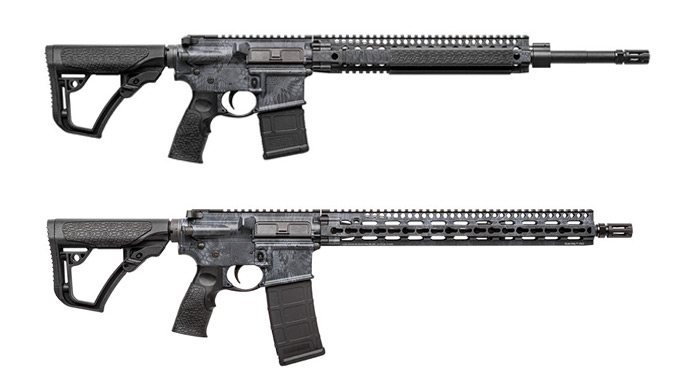 Daniel Defense Kryptec Typhon Finish MK12 V11