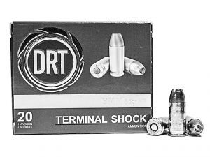 DRT 9mm Ammo is one way to revamp your firearm performance.