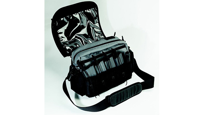 Gun Annual 2016 BlackHawk Diversion Courier Bag