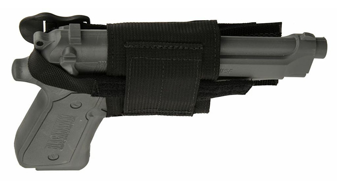 Gun Annual 2016 BlackHawk Diversion Adjustable Hook-Back Holster