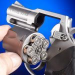 Charter Arms Pitbull .45 Revolver loaded