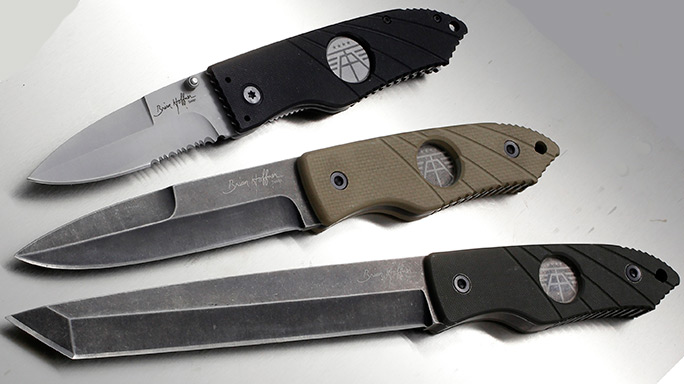Hoffner's Fixed Blades Gun Annual 2016