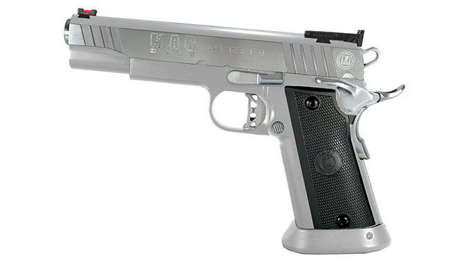 Metro Arms 3011 SSD chrome