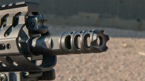 Gun Annual 2016 Patriot Ordnance P308 Rifle brake