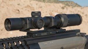 Gun Annual 2016 Patriot Ordnance P308 Rifle scope