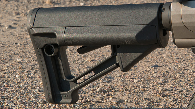 Gun Annual 2016 Patriot Ordnance P308 Rifle stock