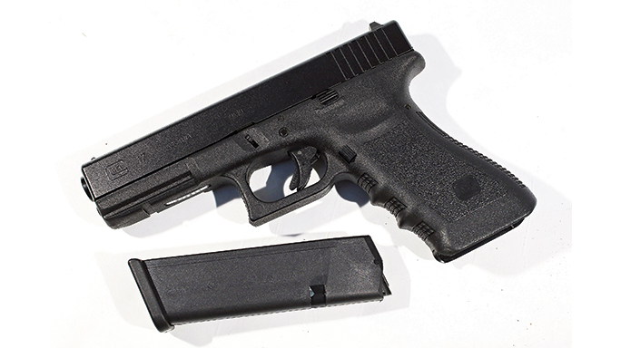 Glocks are weapons used by many special operations forces, including Delta and Army Rangers.