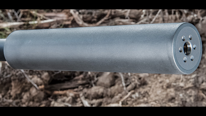 Gemtech Sandstorm Suppressor 2015