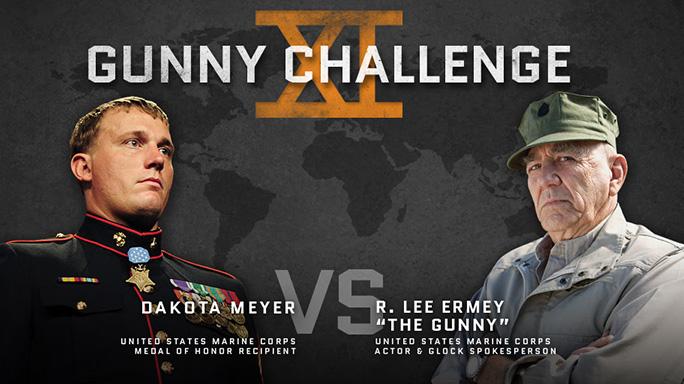 Dakota Meyer Gunny Challenge XI