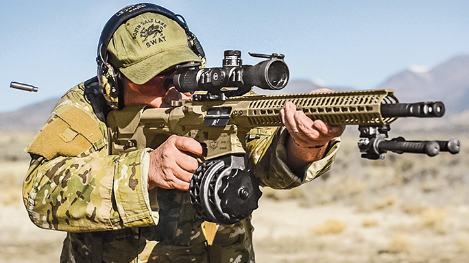 Diamondback DB10EFDE Rifle GWLE 2015 field