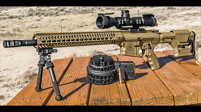 Diamondback DB10EFDE Rifle GWLE 2015 solo