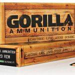 GWLE 2015 GORILLA AMMUNITION