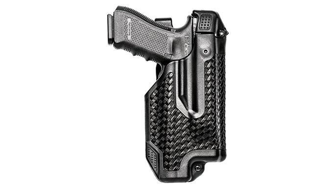 retention holsters BlackHawk EPOCH Level III Light Bearing Duty Holster