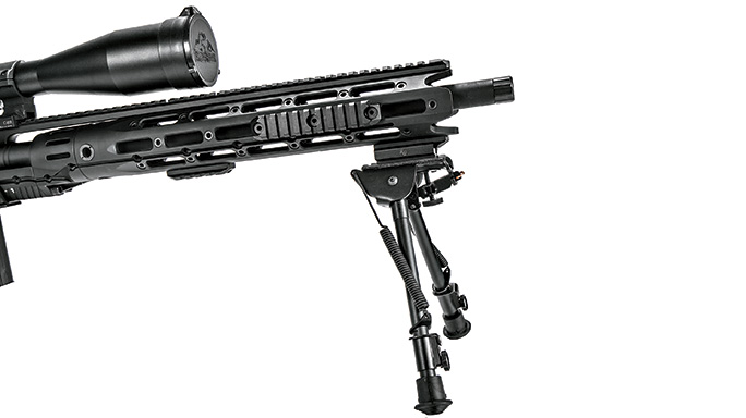 Remington 700P 5R RACS Rifle bipod