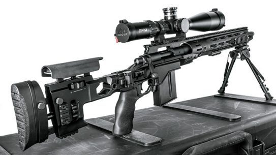 Remington 700P 5R RACS Rifle lead