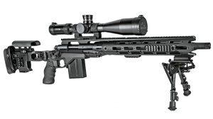 Remington 700P 5R RACS Rifle solo