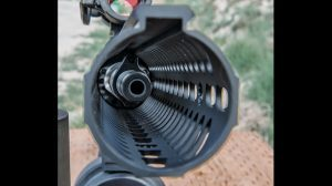 Seekins Precision SPROV3 SBR barrel