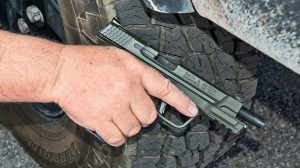 Reload Under Fire tire