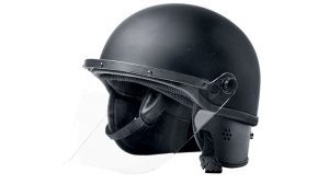 Riot Stoppers Less-Lethal GWLE 2015 Monadnock 906 Tac-Elite Riot Helmet