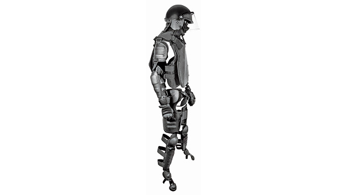 Riot Stoppers Less-Lethal GWLE 2015 SECPRO Anti-Riot Suit