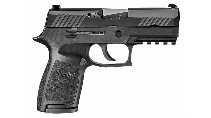 GWLE October 2015 Sig Sauer P320 Compact