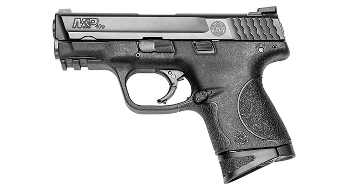 GWLE October 2015 Smith & Wesson M&P40c