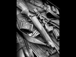 Consider Kimber rifles when hunting big game.