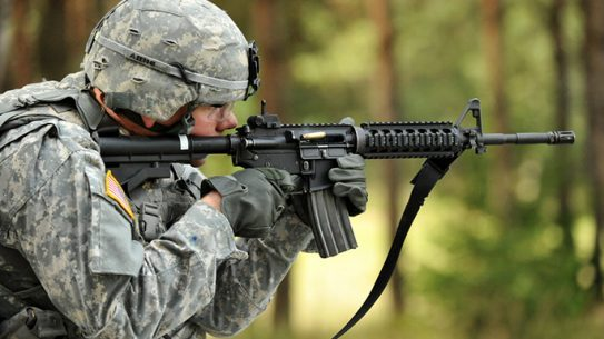 Colt, FN Awarded $212M Army Contract For M4, M4A1