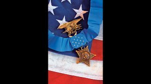 For his performance during Operation Red Wings, Lt. Murphy was awarded the Medal of Honor.
