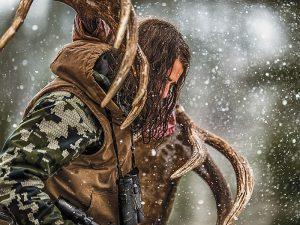 Hunters use various calibers to tackle moose.