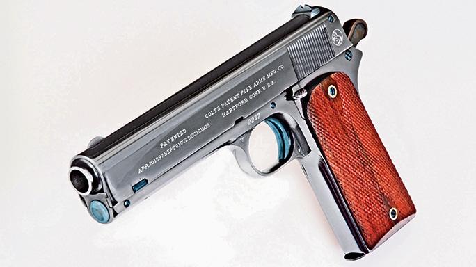 Colt Model 1905 lead
