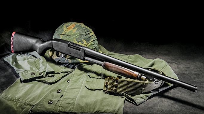 Stevens 77E Shotgun lead