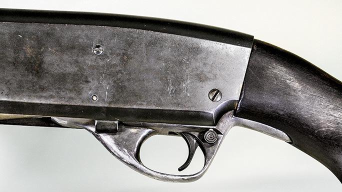 Stevens 77E Shotgun trigger