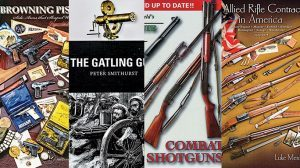 Military Surplus 2016: 4 Must-Read Historical Firearm Books