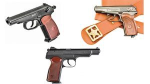 Cold War Comrades: 3 Soviet Air Pistols