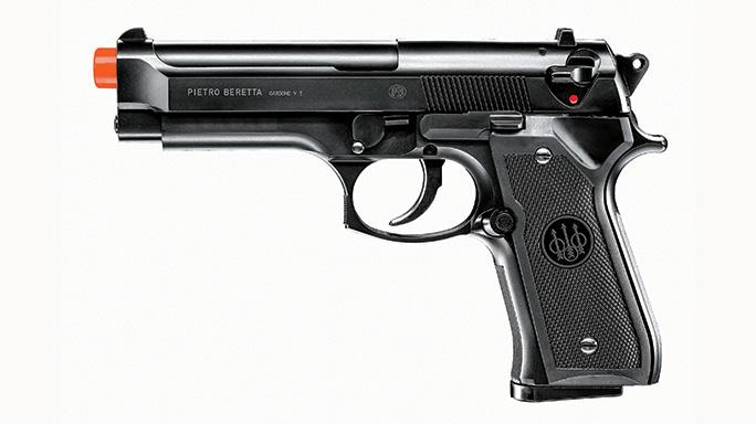Umarex GBB Airsoft Pistols