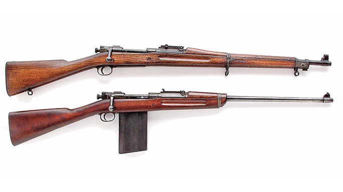 Air Service M1903 Rifle duo