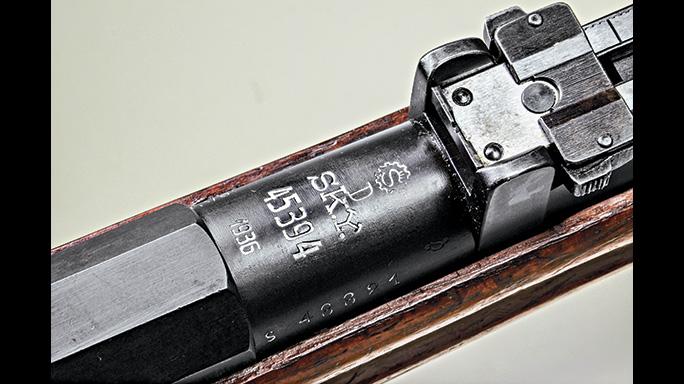 Mosin-Nagant M/28-30 stamp