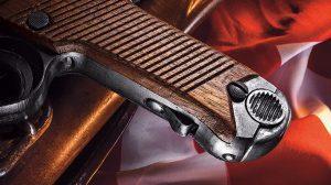 Japanese Nambu Pistol MS 2016 grip