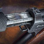 Japanese Nambu Pistol MS 2016 rear