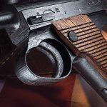 Japanese Nambu Pistol MS 2016 trigger